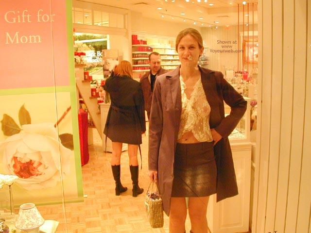 Pic #2 - *TP See-Thru Fun @ The Mall