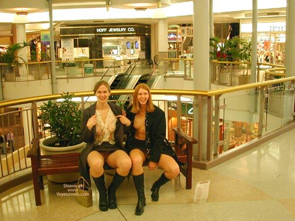 Pic #4 - *TP See-Thru Fun @ The Mall