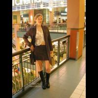 *TP See-Thru Fun @ The Mall