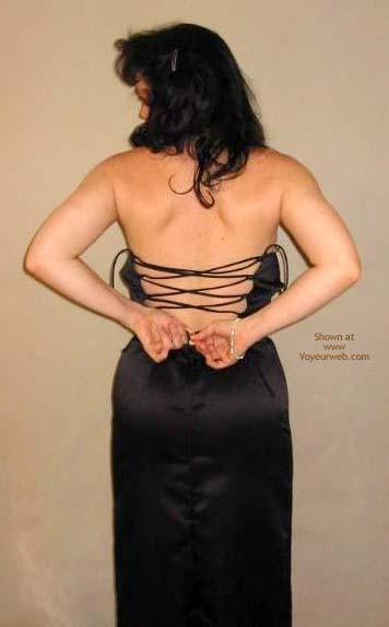 Pic #4 - Mel's Elegant (Un)Dress