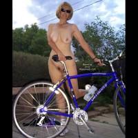 PJ Out Bike Riding