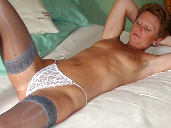 Pic #3 Lady in Lingerie 3