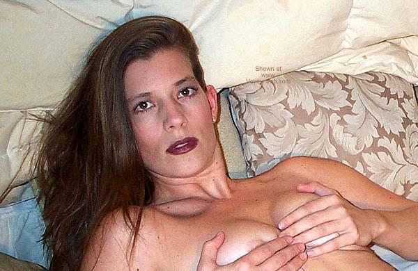 Pic #4 - Pamela Gets Frisky