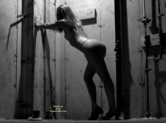 Pic #2 - Supergirl In The Basement