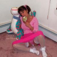 Allie Naughty Little Girl