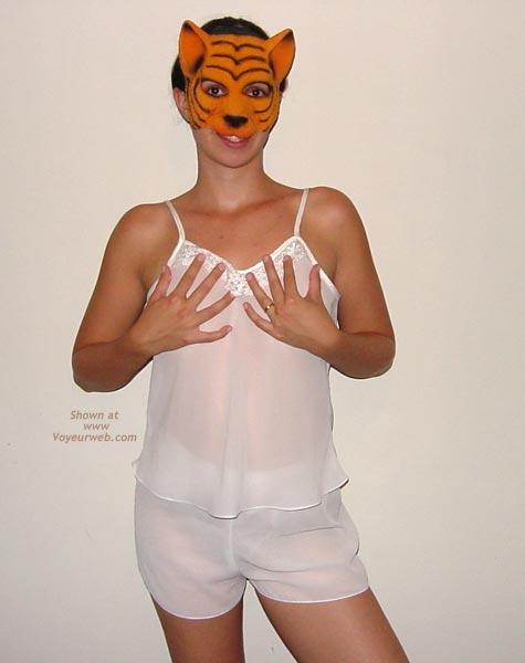 Pic #1 - Tigress in White