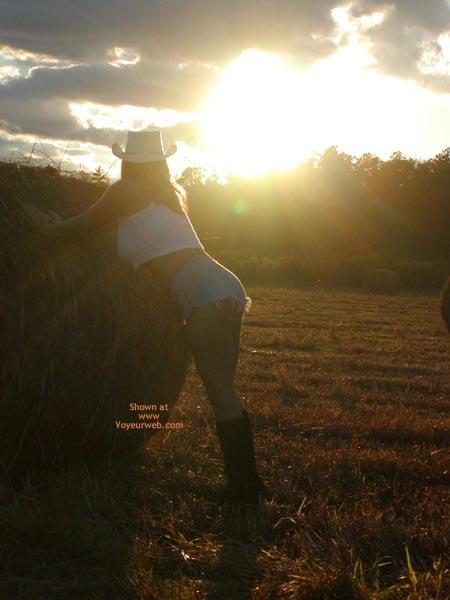 Pic #2 - Soo Hot N The Hay
