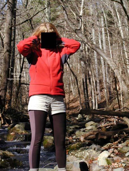Pic #1 - Maria Goes Hiking