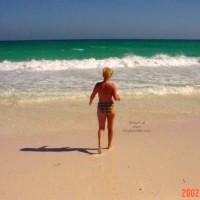 Nicma37 at The Beach!