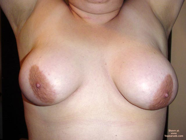 Pic #2 - My Wifes Tits