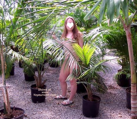 Pic #4 - Stephanie in The Greenroom II