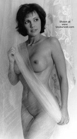 Pic #3 - Breasts in Black and White!