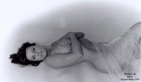 Pic #5 - Breasts in Black and White!