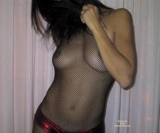 Pic #1 - *Ny Mia Moglie Elisa In Net Bodystockings