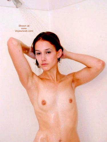 Pic #1 - Madison in The Shower