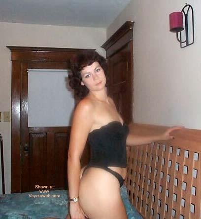 Pic #6 - Suzanne in Black