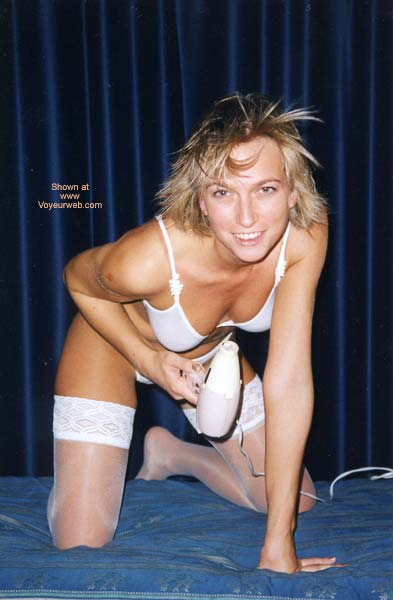 Pic #3 - Diana in white.... from Italy