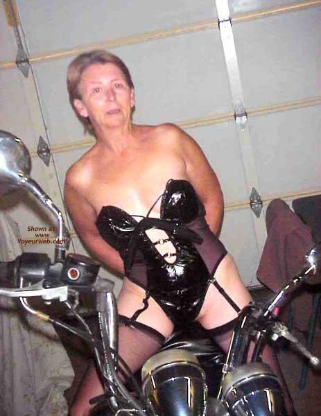 Pic #2 - The Wife on Bike