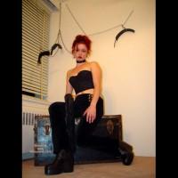 Goth Chick 1