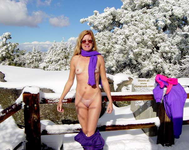 Pic #1 - Southern California Snow Angel
