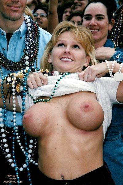 Pic #1 - Reminder of Upcoming Mardi Gras!