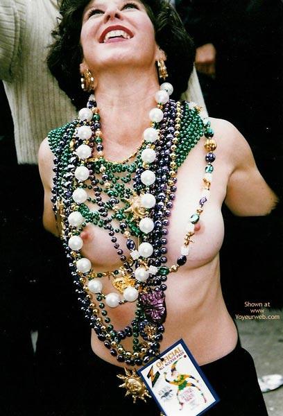 Pic #8 - Reminder of Upcoming Mardi Gras!