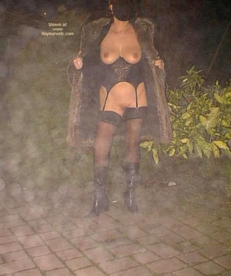 Pic #3 - Paola in The Fog