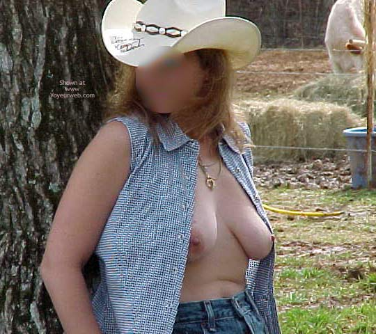 Pic #3 - Normal Day at The Ranch