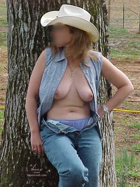 Pic #7 - Normal Day at The Ranch