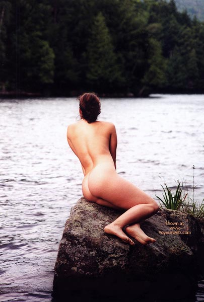 Pic #4 - *Sk Naughty Angelika Great Outdoors
