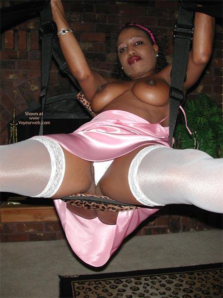 Pic #6 - Alisa Swinging