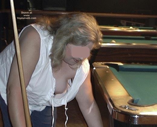 Pic #1 - Playing Pool