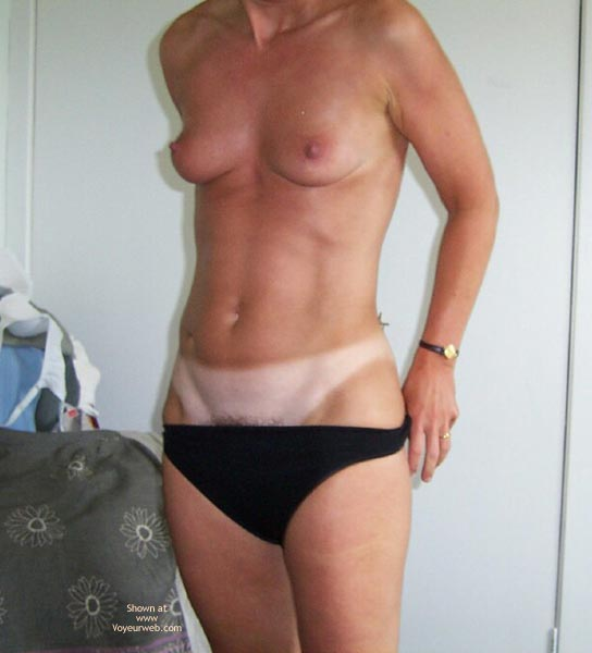 Pic #1 - Tan Lines Wife 1st