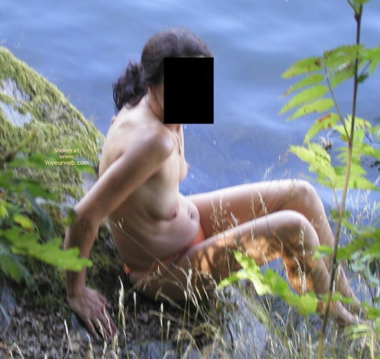 Pic #3 - 41 yo Sexy Mother Outdoors