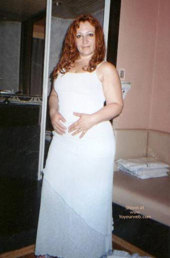 Pic #1 - Sexy Redhead Mirtha
