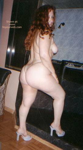 Pic #2 - Sexy Redhead Mirtha