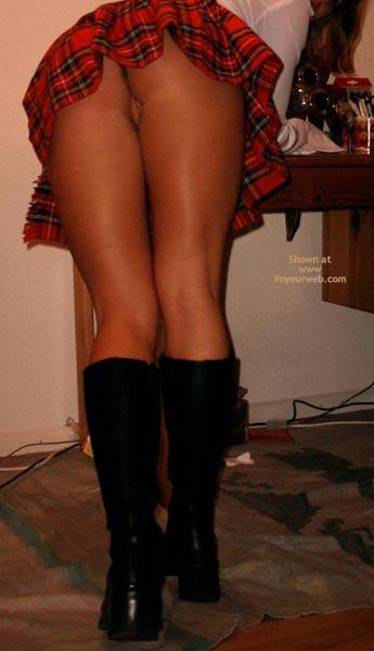Pic #3 - Plaid Skirt