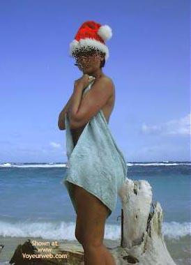 Pic #1 - Santa at The Beach
