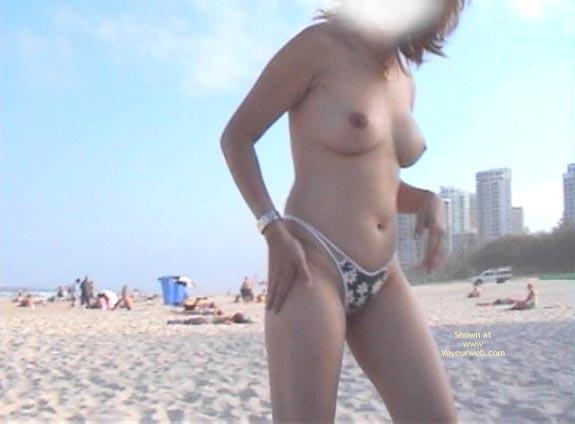 Pic #9 - H.K.Girl in The Beach 2