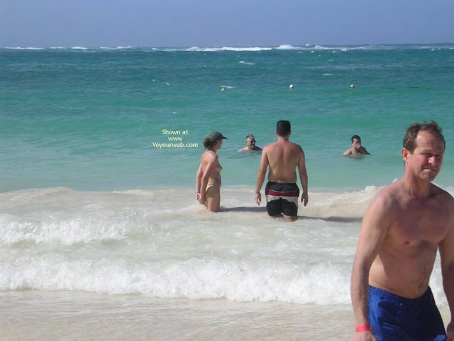 Pic #4 - Gilby Went to Punta Cana