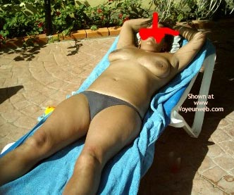 Pic #6 - UK Wife on Holiday