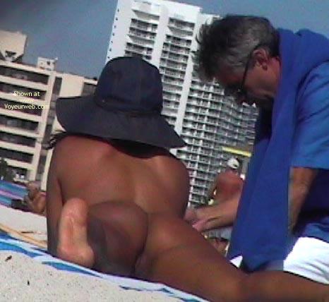 Pic #5 - Nude Beach Latinas