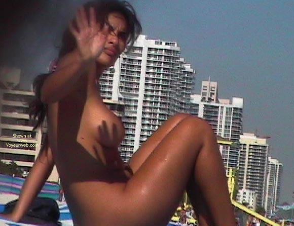 Pic #7 - Nude Beach Latinas