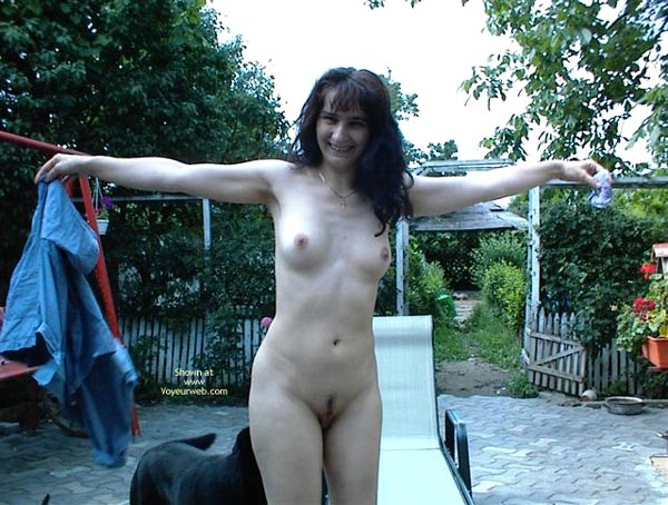 Pic #3 - Naked Wife Diana