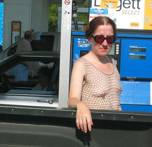 Pic #2 - Ringer at The Gas Station