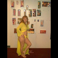 Wife Shows At Adult Store