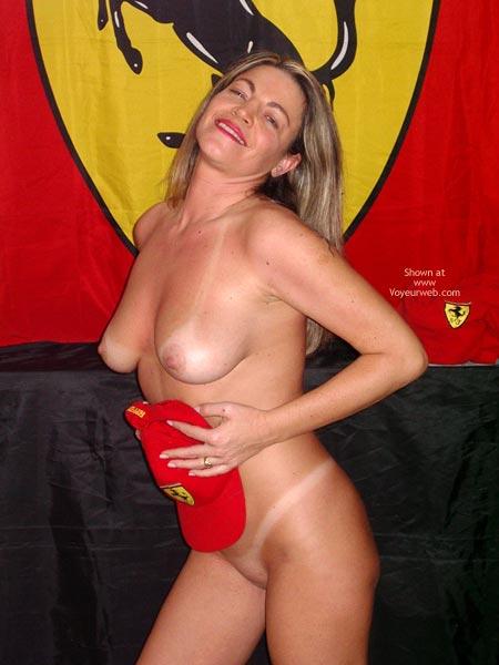Pic #7 - Sexy Ly Tifosi