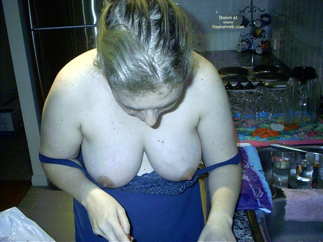 Pic #1 - Young Busty Wife