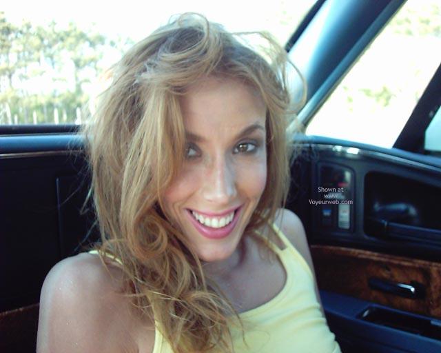 Pic #1 - Fun In The Car With Jenna