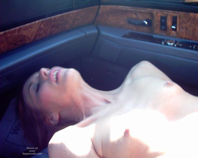 Pic #4 - Fun In The Car With Jenna
